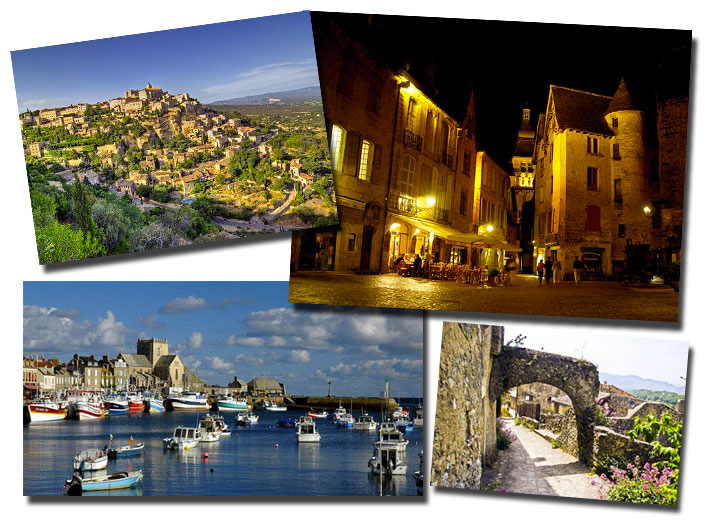 Top 10 des plus beaux villages de France