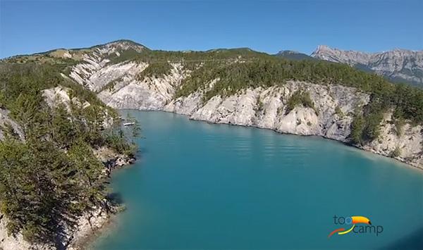 Top 5 des meilleurs lacs pour camper for Camping au bord du lac de sainte croix avec piscine