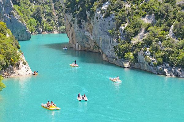 Top  Des Meilleurs Lacs Pour Camper