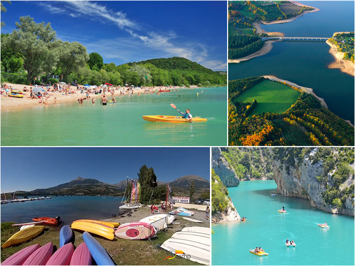 Top 5 des meilleurs lacs pour camper