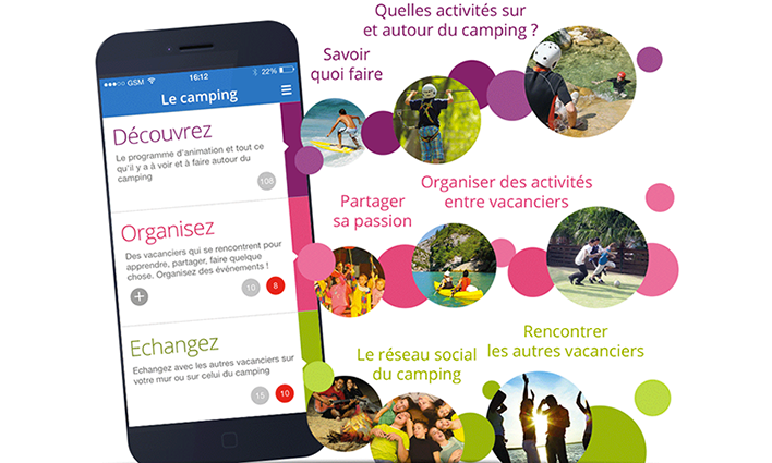 Toocamp Mobile : l'application 100% camping !