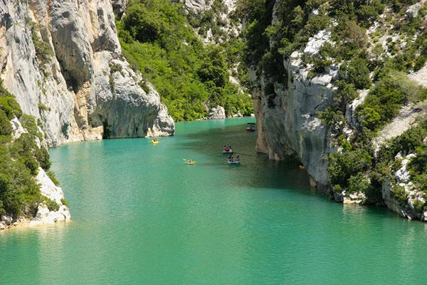 Top 10 des sites touristiques de france for Site touristique france