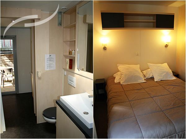 la d co int rieure des mobil homes de luxe toocamp. Black Bedroom Furniture Sets. Home Design Ideas