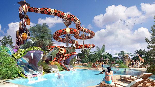 Les parcs aquatiques les plus fous du monde for Camping en ardeche avec piscine et toboggan