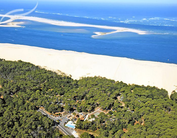 Camping arcachon le guide - Camping arcachon piscine ...