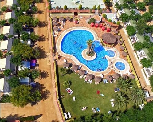 Top 10 des campings en Espagne