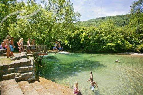 Top 10 camping dordogne p rigord for Camping sarlat avec piscine