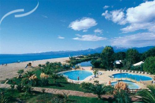 Camping ghisonaccia pas cher location mobil home pas for Camping en normandie avec piscine pas cher
