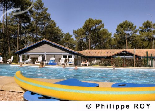 Camping Landes - Moliets plage - CAMPING LE SAINT MARTIN