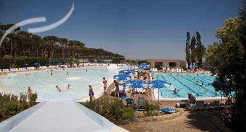 Camping rome piscine location mobil home rome piscine for Hotel avec piscine rome