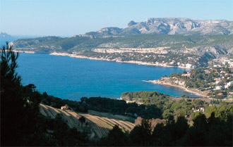 Camping cassis le guide for Camping cassis bord de mer avec piscine