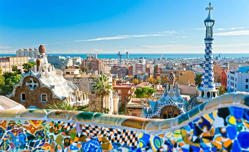Carte De Barcelone Et Ses Environs.Camping Barcelone 2 Campings Et 9 Aux Alentours Toocamp