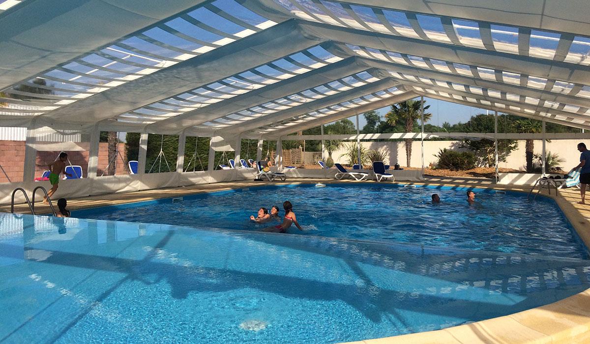 Camping royan pas cher for Camping poitou charente piscine
