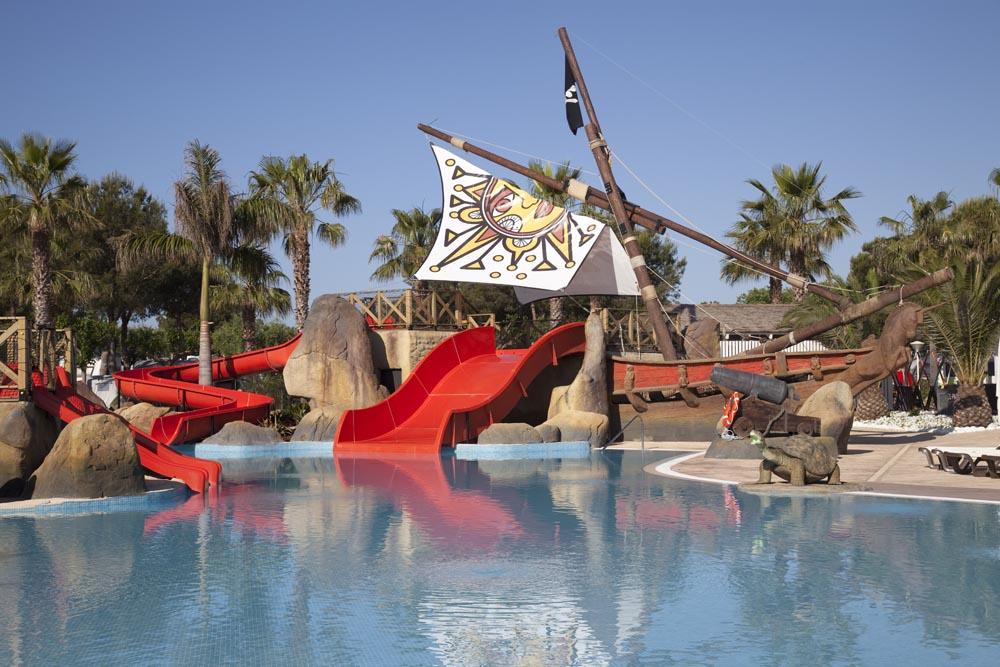 Camping Salou Parc Aquatique