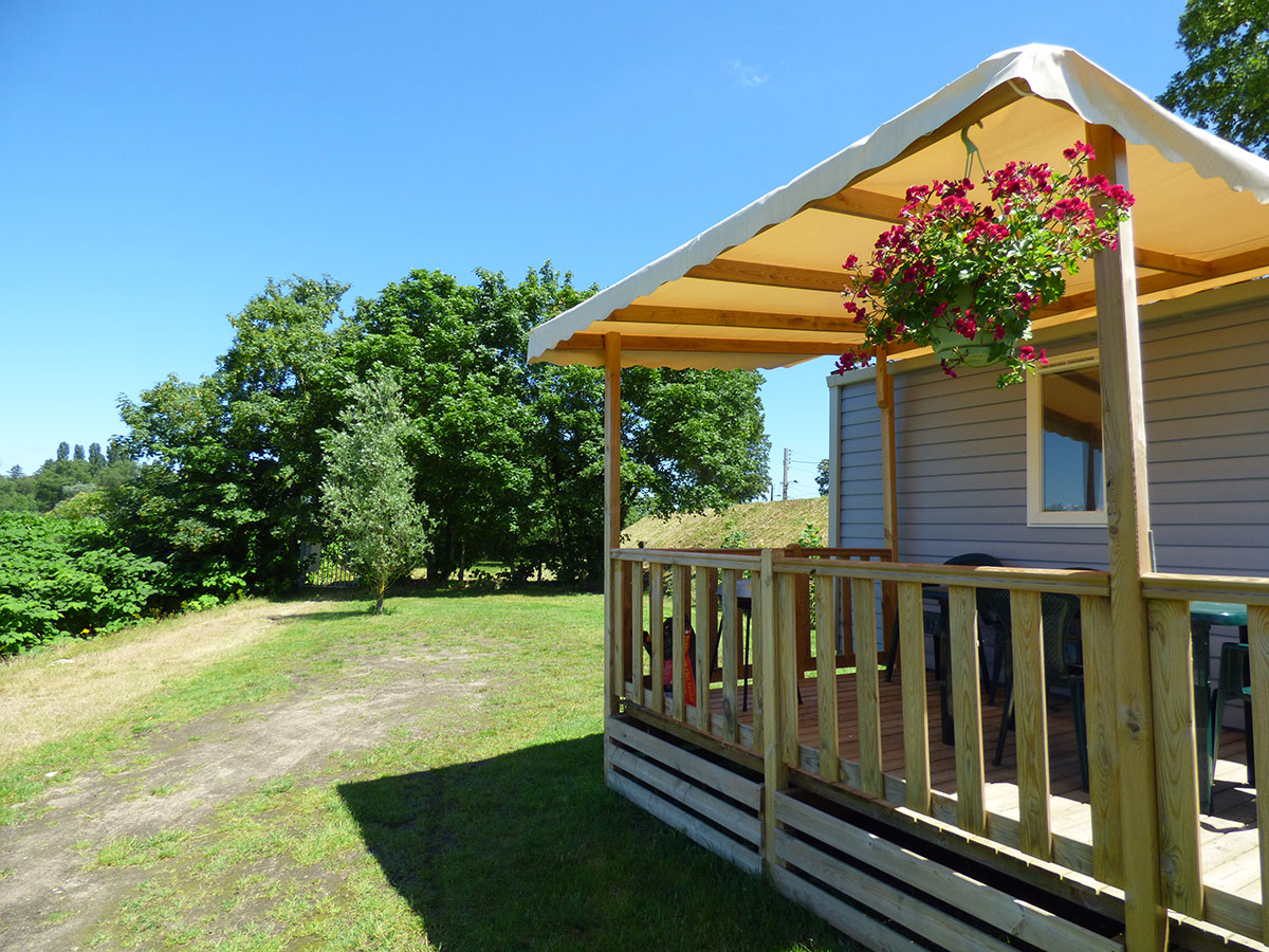 Camping Mobil Home Nevers