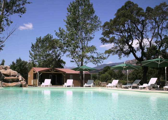 Camping avec piscine porto vecchio for Camping avec piscine corse du sud