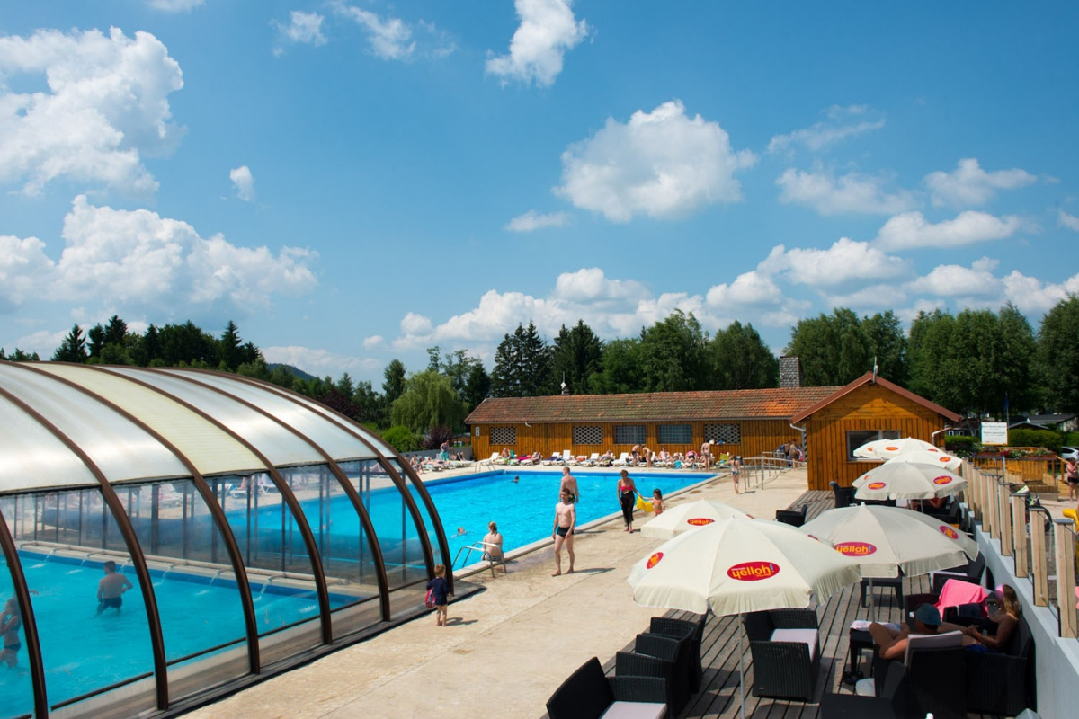 Camping granges sur vologne 5 campings et 67 aux for Camping gerardmer piscine