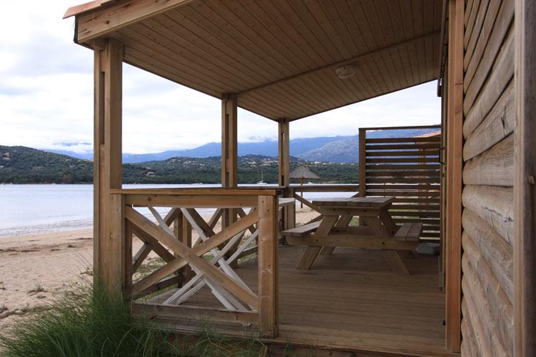 camping golfo di sogno 4 toiles porto vecchio toocamp. Black Bedroom Furniture Sets. Home Design Ideas