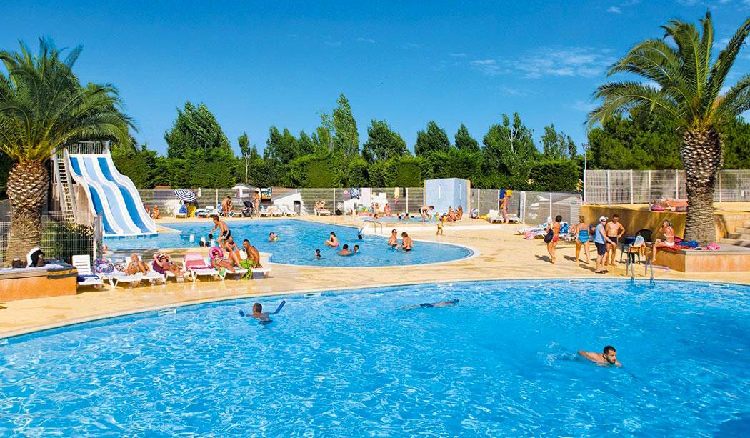 Camping h rault avec piscine - Camping piscine couverte herault ...