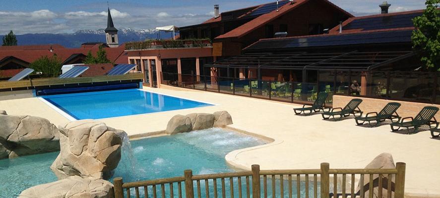 Camping Haute Savoie Avec Piscine