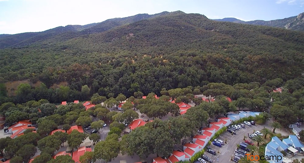 Camping  ArgelèssurMer  LanguedocRoussillon  Le Bois Fleuri ~ Argeles Sur Mer Camping Le Bois Fleuri
