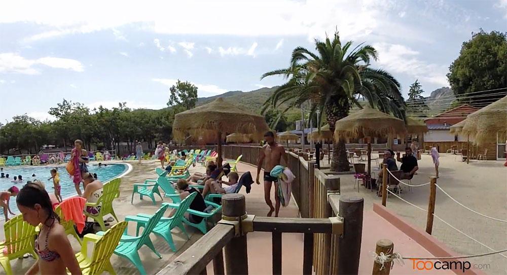 Camping Le Bois Fleuri 5étoiles Argel u00e8s sur Mer Toocamp # Camping Du Bois Fleuri Argeles