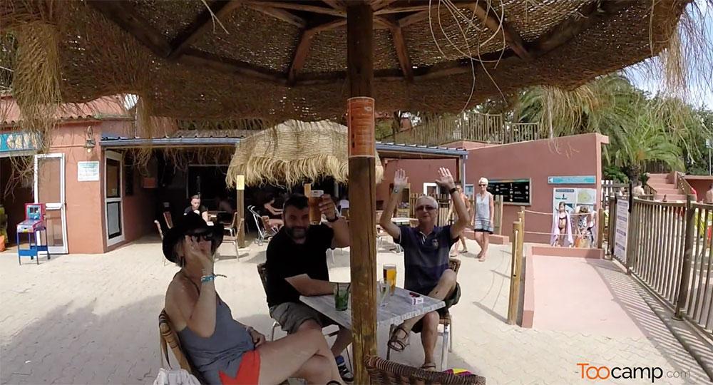 Camping Le Bois Fleuri Argeles Sur Mer - Camping Le Bois Fleuri 5étoiles Argel u00e8s sur Mer Toocamp