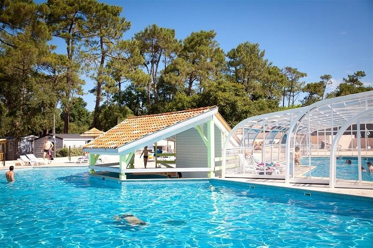 Camping - Labenne - Aquitaine - Le Boudigau