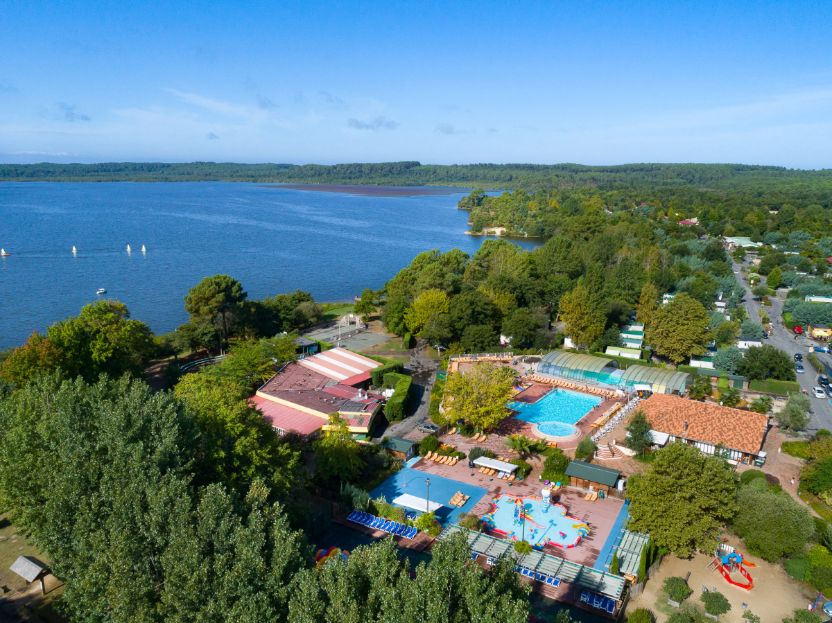 Camping - Vielle-Saint-Girons - Aquitaine - Le Col Vert