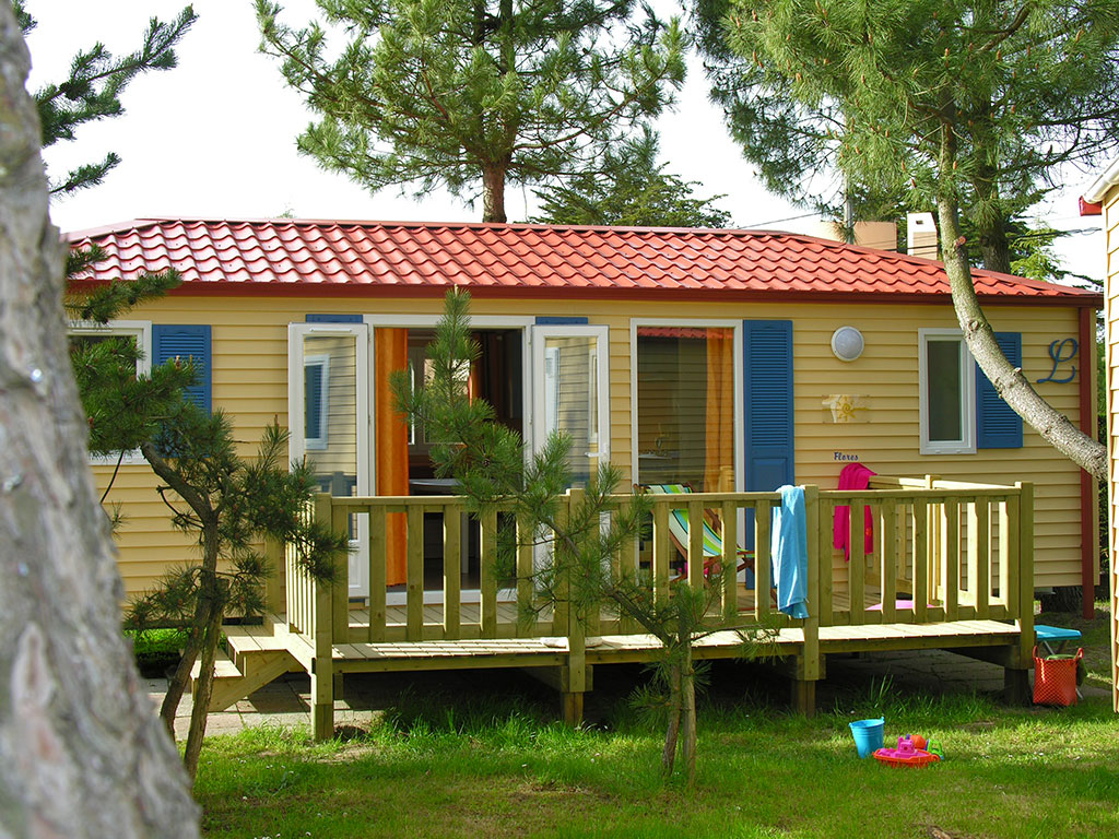 Camping le fief 5 toiles saint br vin les pins toocamp for Camping st brevin les pins avec piscine