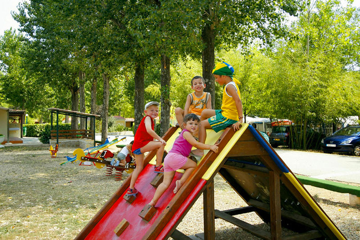 Camping - Thoiras - Languedoc-Roussillon - Le Filament