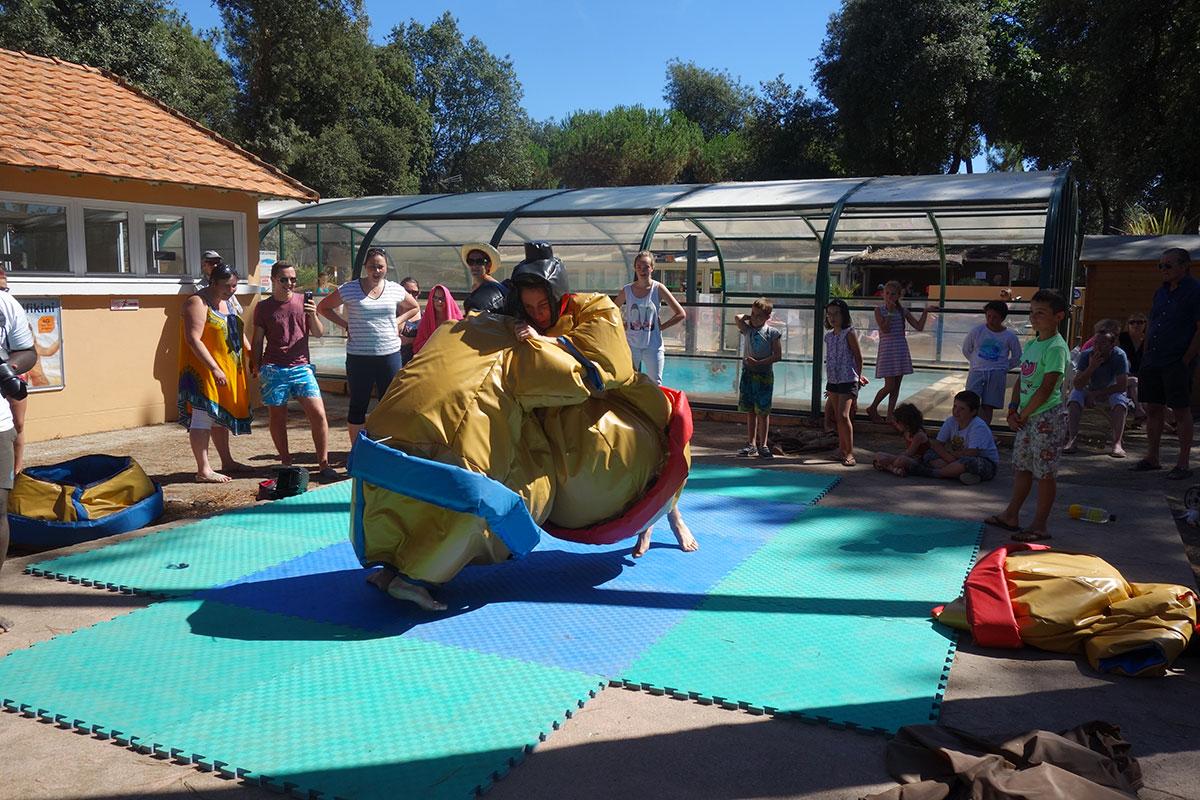 Camping corse du sud bord de mer avec piscine et 3 toiles for Camping cassis bord de mer avec piscine