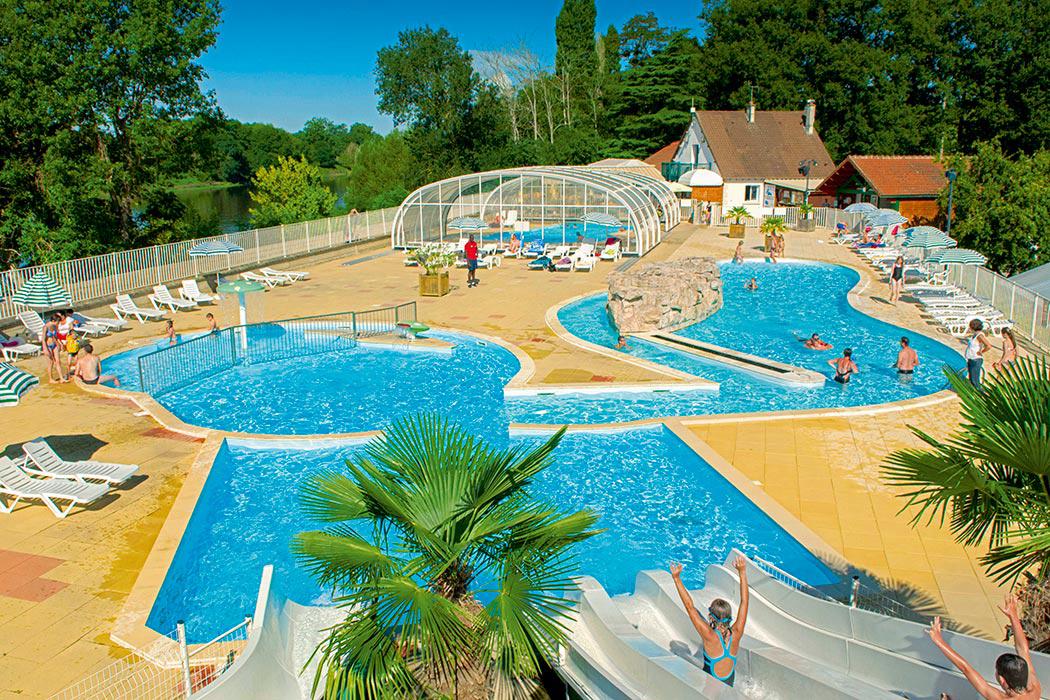 camping indre et loire avec piscine