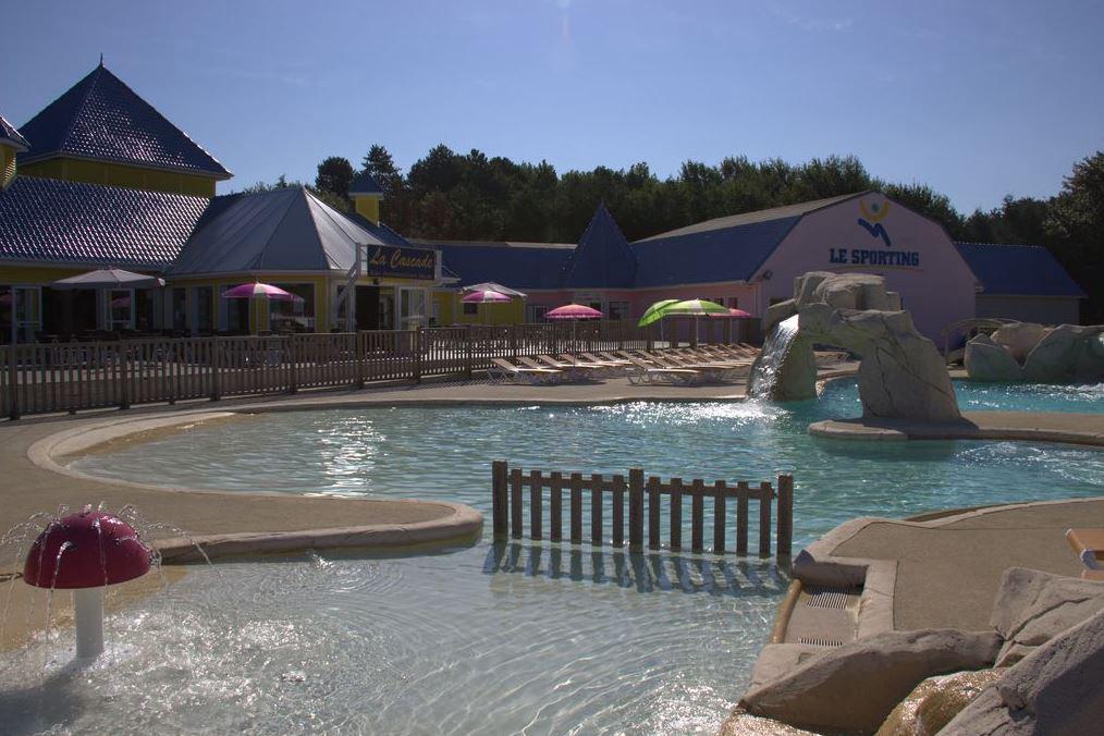 Camping Les Jardins De La Mer 3 étoiles - Merlimont - Toocamp
