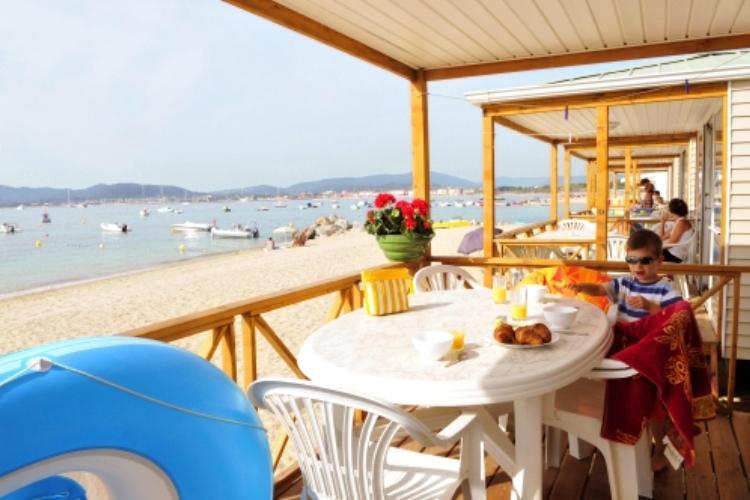 Camping ProvenceAlpesCte DAzur Bord De Mer   Campings En