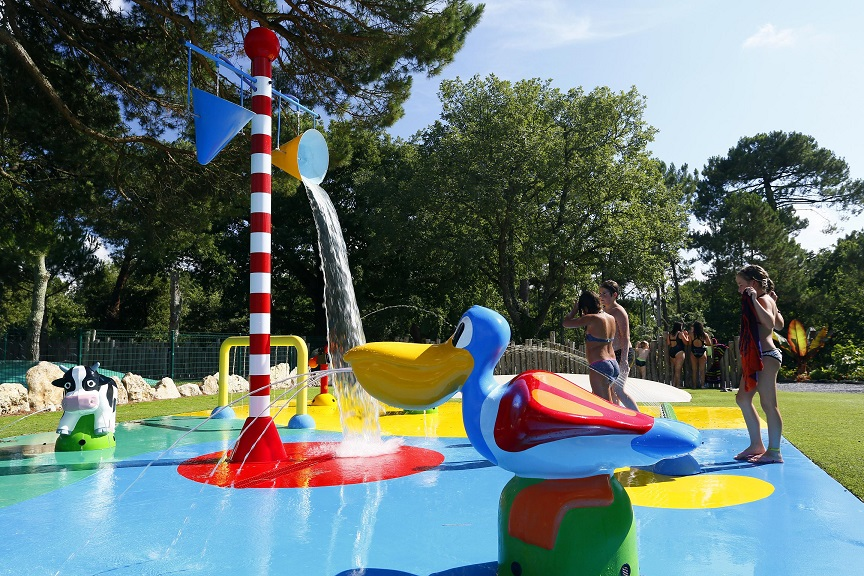 Camping sanguinet pas cher for Camping amsterdam pas cher