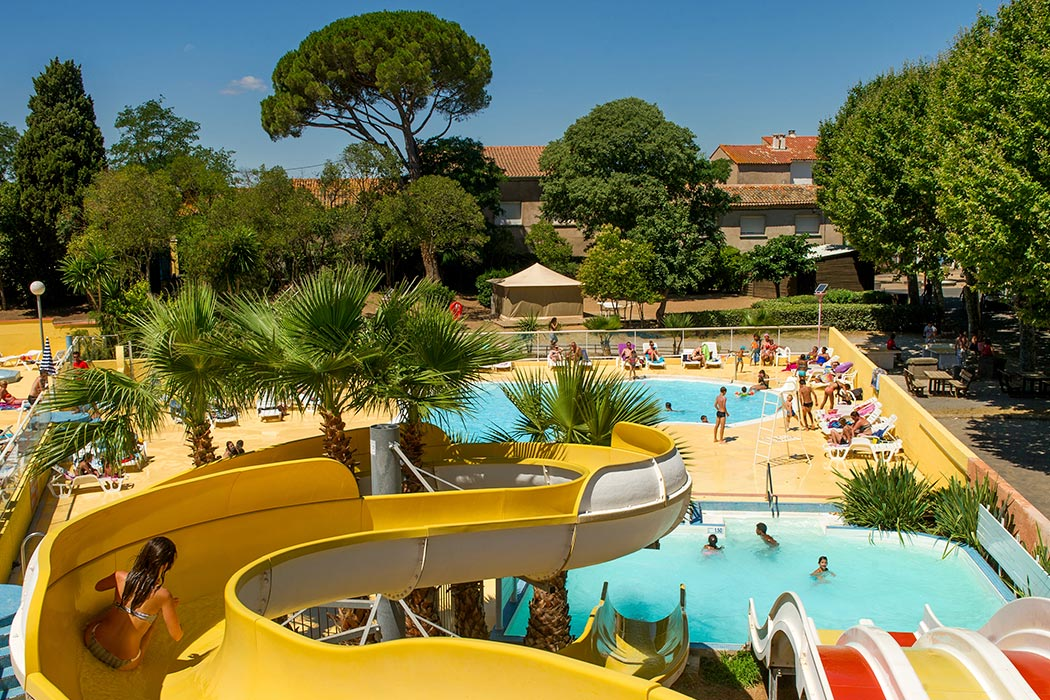 Camping - Les Sept Fonts - Agde - Languedoc-Roussillon - France