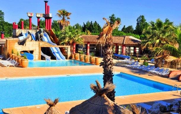Camping - Mer et Soleil - Agde - Languedoc-Roussillon - France