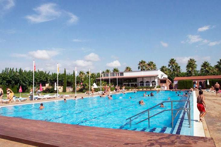 charmant Camping - Cambrils - Costa Dorada - Playa Cambrils