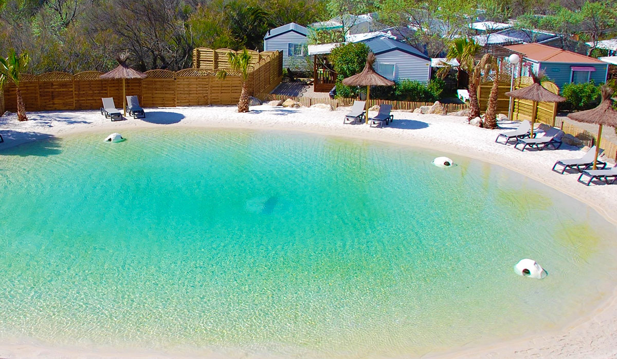 Camping narbonne plage 3 campings et 142 aux alentours toocamp - V and b narbonne ...