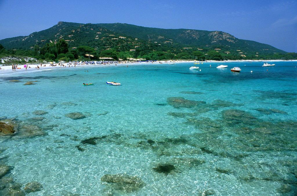 Camping Corse Avec Piscine Piscine Chauffe Piscine Couverte