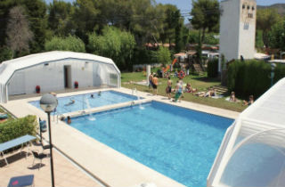 Camping benidorm 5 campings et 12 aux alentours toocamp for Camping arena blanca