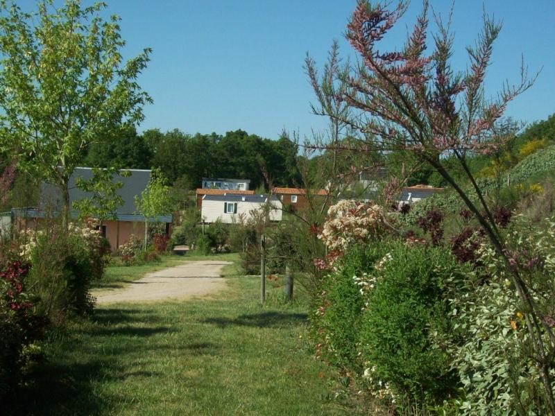 Camping Au Bois du Cé 4étoiles Chambretaud Toocamp # Camping Du Bois Du Cé