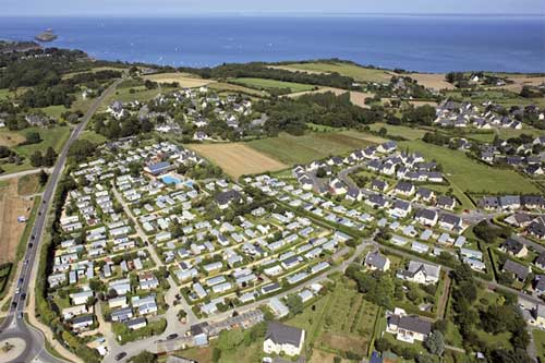 Camping - Bel Air - Cancale - Bretagne - France