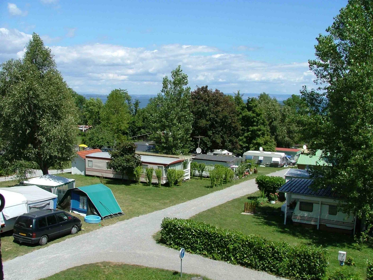 Camping exc nevex 4 campings et 43 aux alentours toocamp for Camping lac leman avec piscine