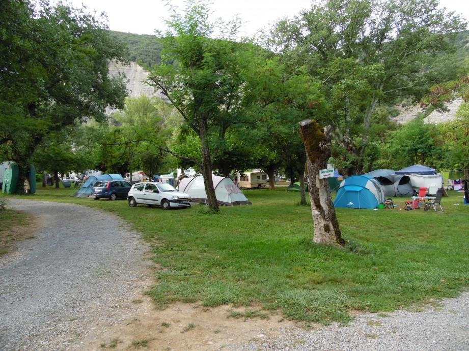 Camping Bonhomme. Vallon Pont Du0027Arc ...