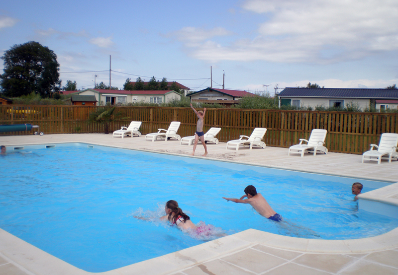 Camping Avec Piscine  Le Crotoy