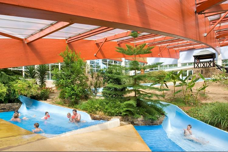 Camping mont saint michel 64 campings proches du mont for Club vacances ardeche avec piscine