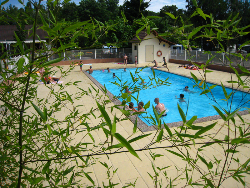 Camping - Camping de la Doller - Guewenheim - Alsace - France