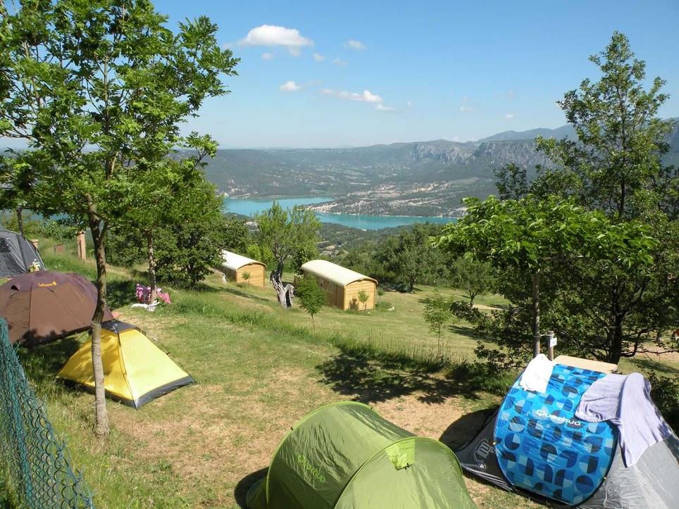 Camping de l 39 aigle 3 toiles aiguines toocamp for Camping de la piscine aigle